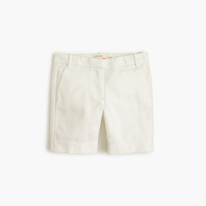 Girls' chino bermuda short
