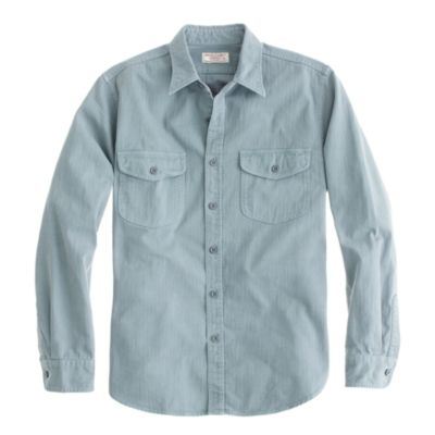 Wallace & Barnes Everdell shirt :