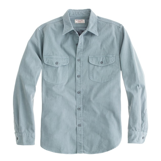Wallace & Barnes Everdell shirt