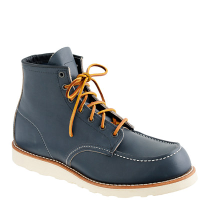"Red Wing® for J.Crew 6"" moc-toe boot"