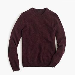 Slim rustic merino elbow-patch sweater