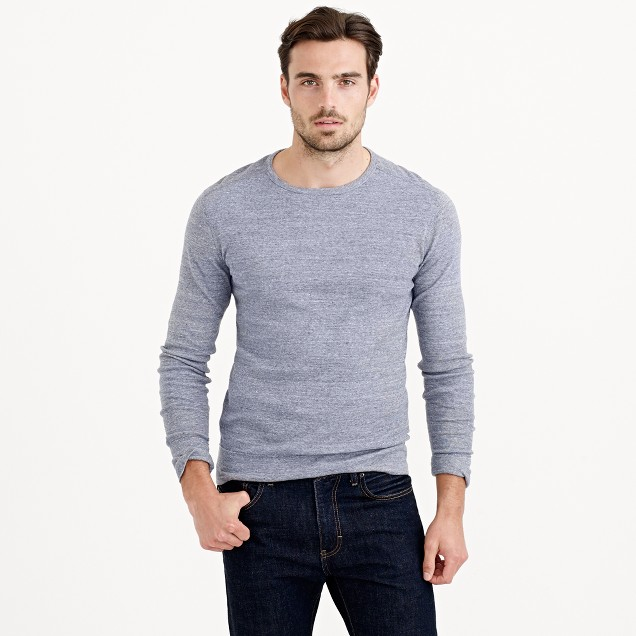 Long-sleeve thermal T-shirt