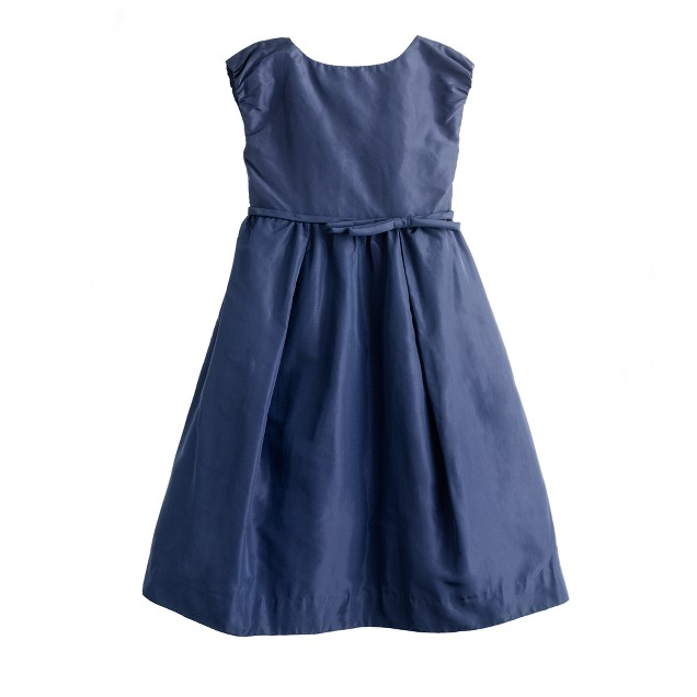 Girls' Collection silk taffeta Grayson dress