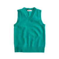 Boys' collection cashmere sweater-vest