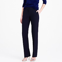 Petite 1035 trouser in Italian stretch wool