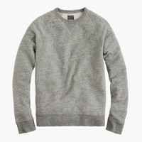 Solid sweatshirt in graphite