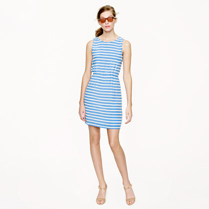 Dree dress in stripe