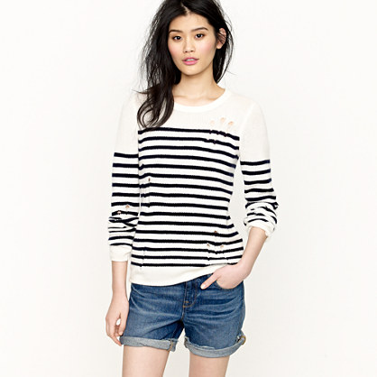 Altuzarra for J.Crew Serge sweater