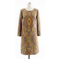 Jules dress in Italian paisley