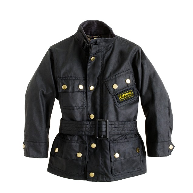 Boys' Barbour® International jacket