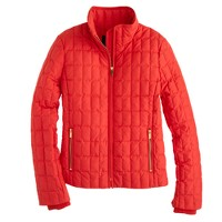 Snowcap quilted jacket