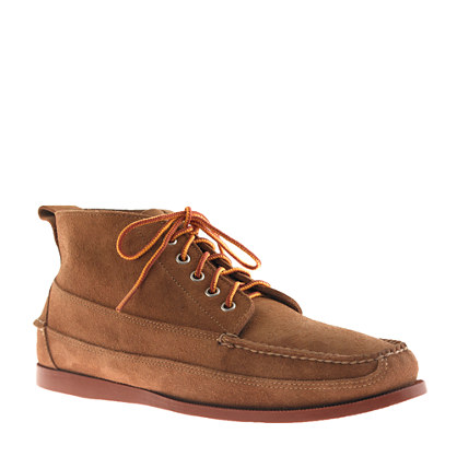 Men's G.H. Bass® & Company for J.Crew ranger chukkas