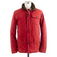 Quilted Wheatland jacket