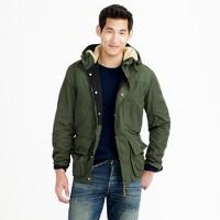 Hooded Heathfield jacket