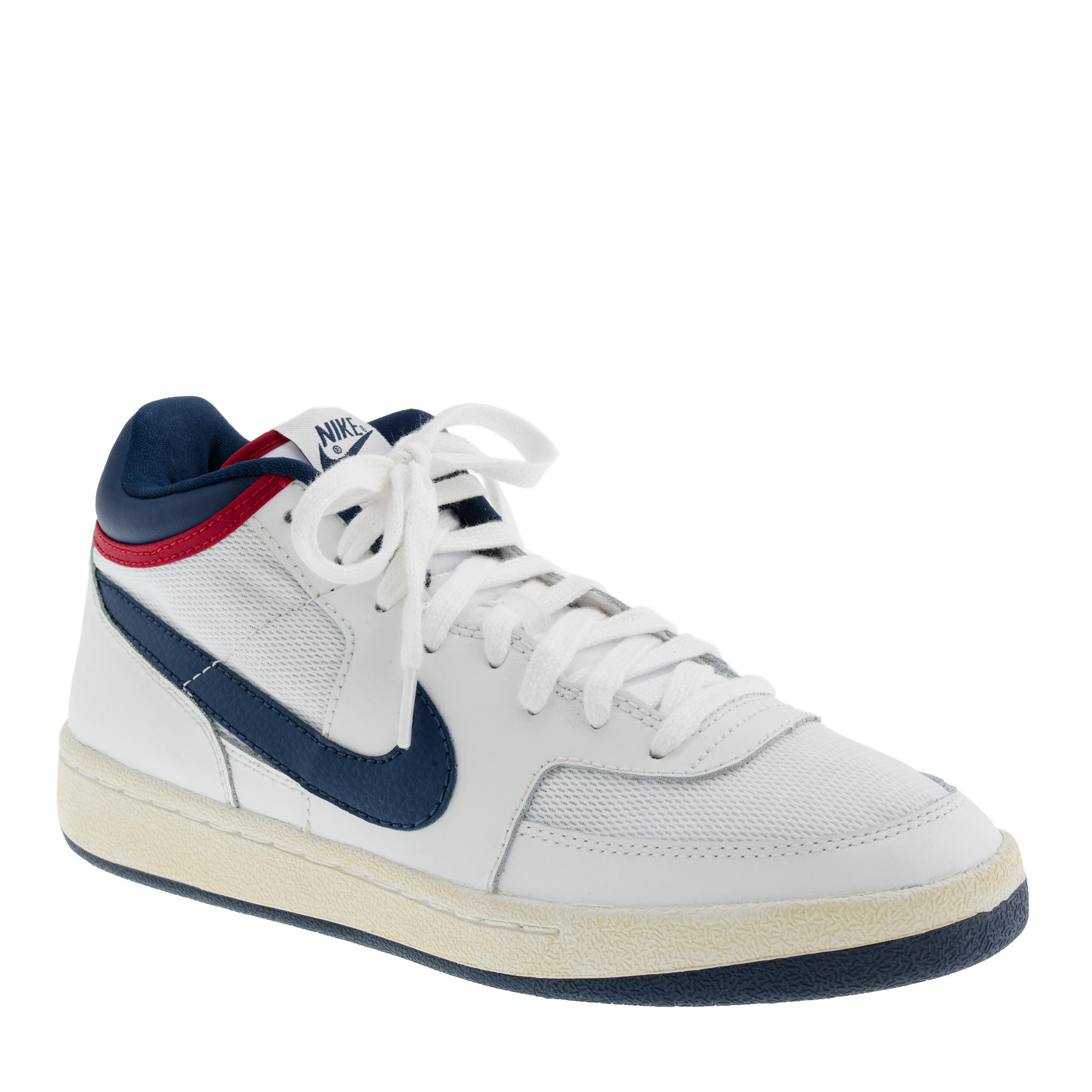 nike 174 for j crew vintage collection challenge court