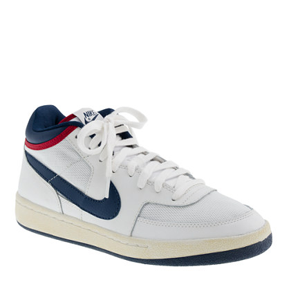 Nike® for J.Crew Vintage Collection Challenge Court sneakers