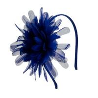 Girls' peony headband