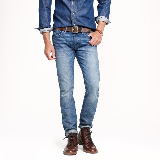 484 jean in vintage worn wash