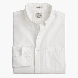 Secret Wash shirt in white
