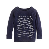 Port of call sweatshirt