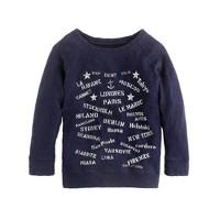 Port of call sweatshirt