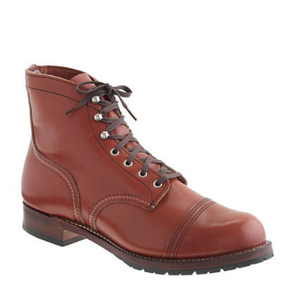 Red Wing® for J.Crew Iron Ranger boots