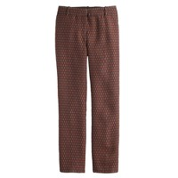 Collection café capri in honeycomb jacquard