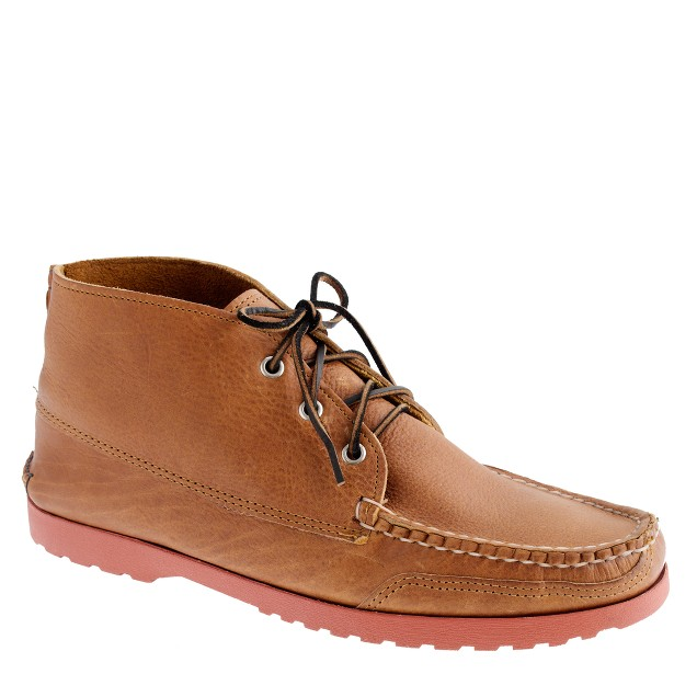 Men's Quoddy® for J.Crew Grizzly chukkas