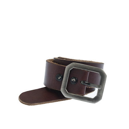 Kids' vintage jean belt