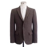 Ludlow sportcoat in herringbone Italian wool