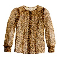 Collection leopard blouse