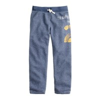 Boys' french terry sweatpant