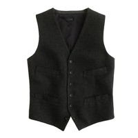 Ludlow vest in Italian wool