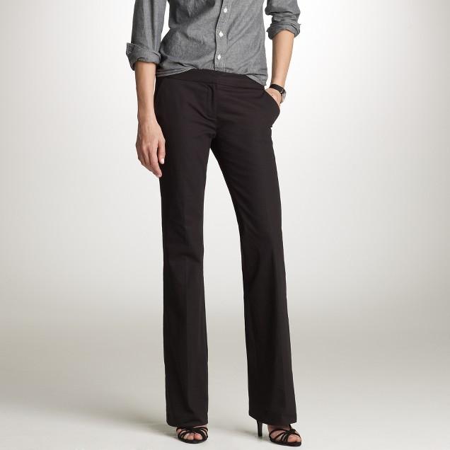 Premium stretch bistro pant