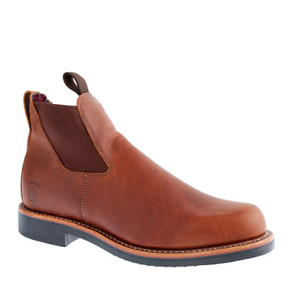 Chippewa® for J.Crew twin-gore ankle boots