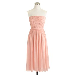 Mindy dress in silk chiffon