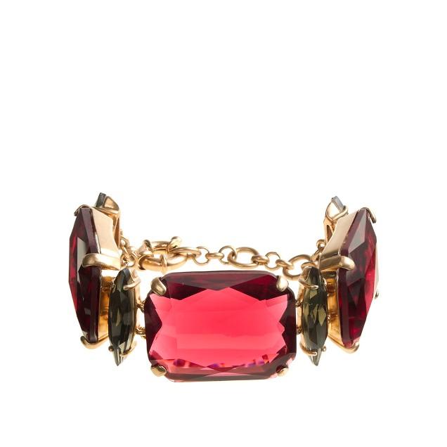 Moroccan stone bracelet