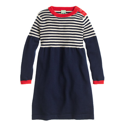 Girls' FUB™ ribbed dress