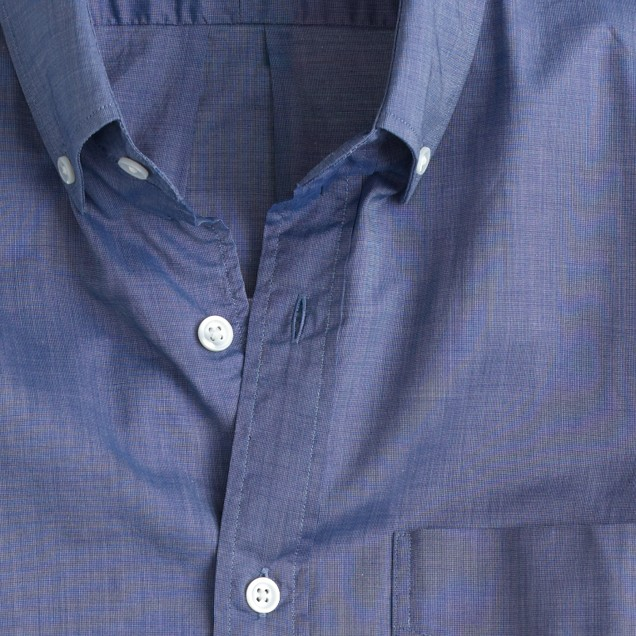 Thomas Mason® Archive for J.Crew shirt in 1916 end-on-end cotton