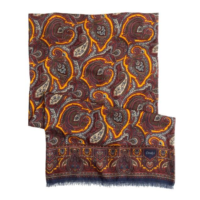 Drake's® for J.Crew paisley scarf