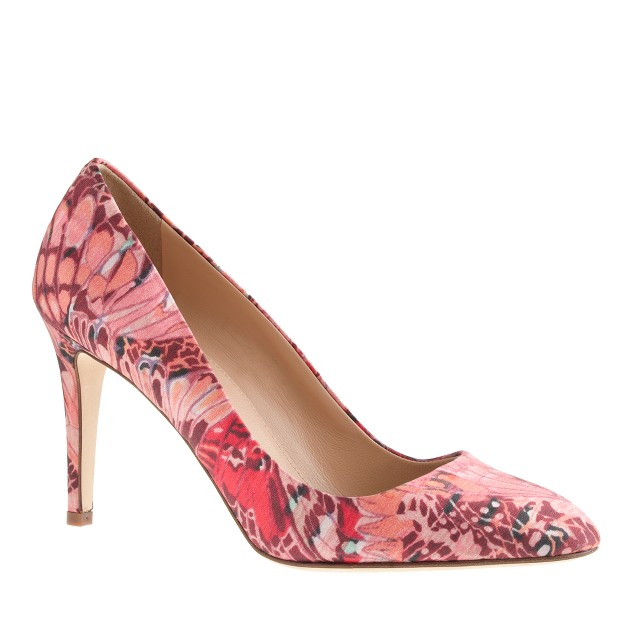 Collection Sloane printed pumps