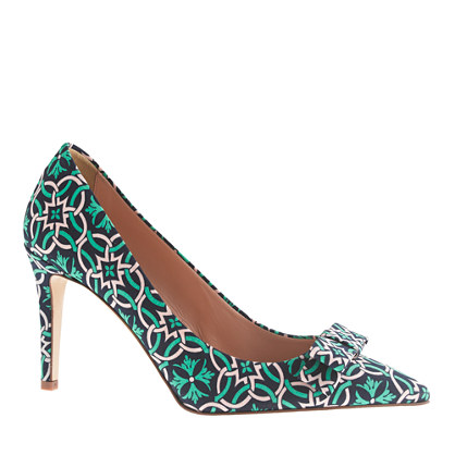 Collection Everly printed pumps