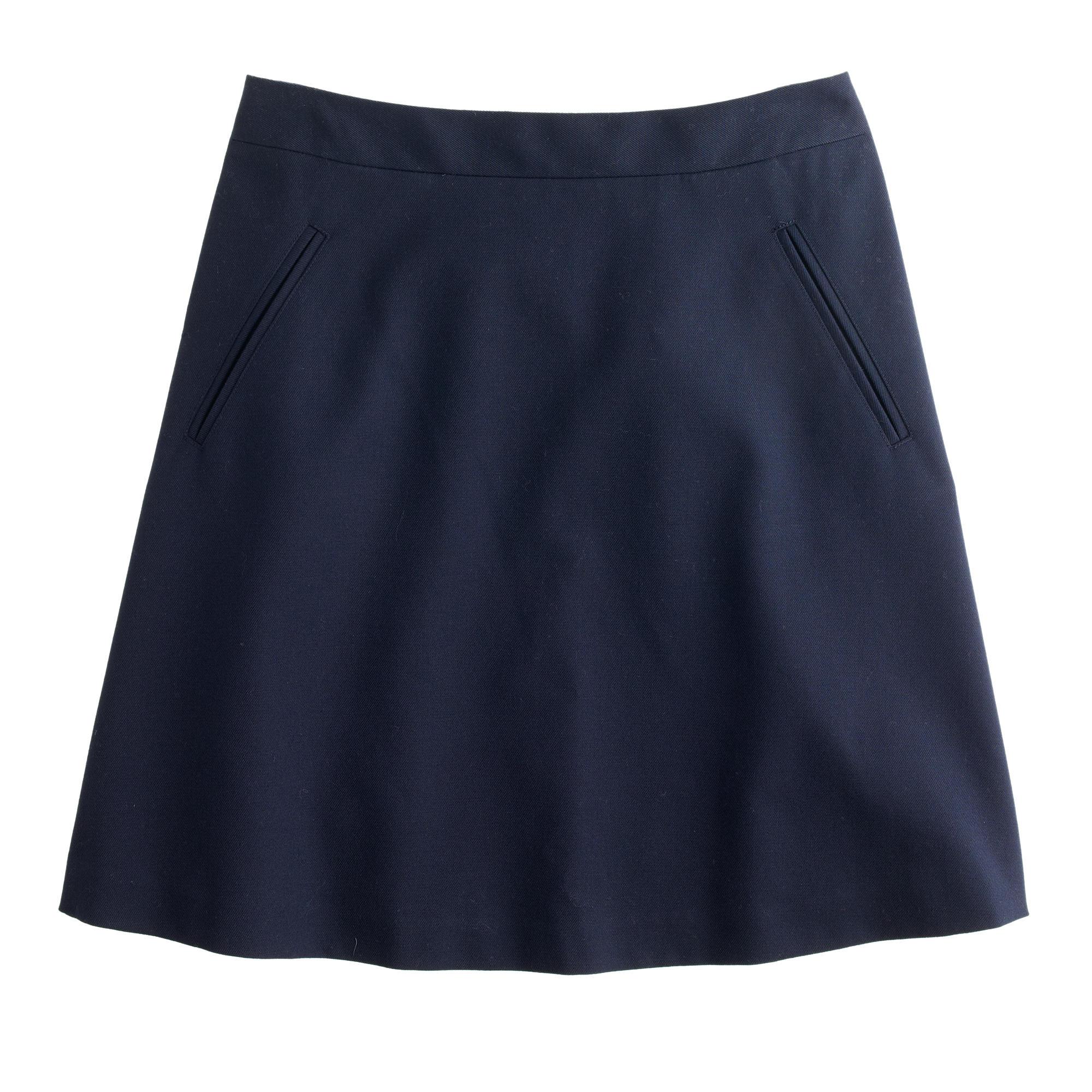 what s an a line skirt dress ala