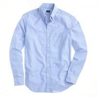 Secret Wash shirt in woven arrows