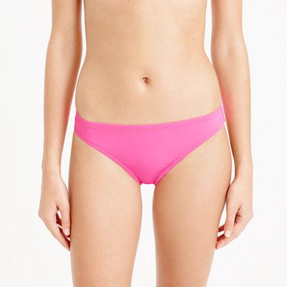 Italian matte bikini bottom