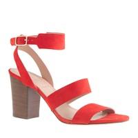 Aubrey midheel sandals