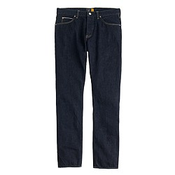 770 Japanese selvedge jean in resin crinkle wash
