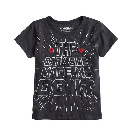 Boys' glow-in-the-dark Star Wars™ tee