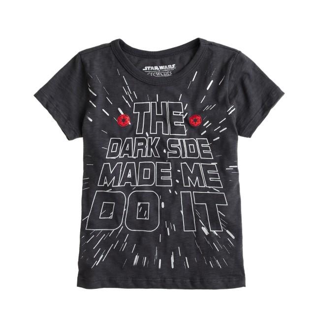 Boys' glow-in-the-dark Star Wars™ tee