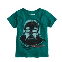 Boys' glow-in-the-dark Darth Vader Star Wars™ tee